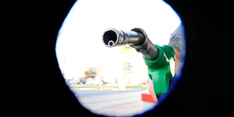 L'essence en hausse mardi