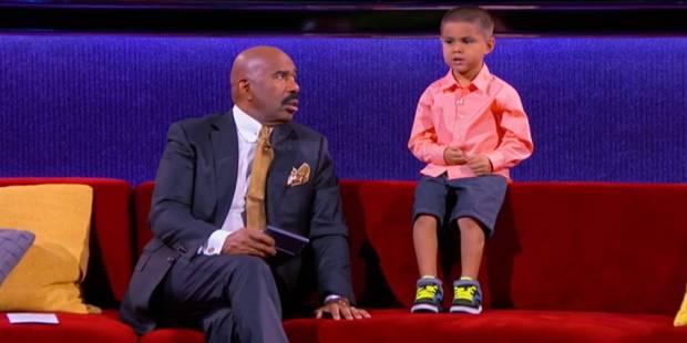 Luis, 5 ans et génie des maths, impressionne l'animateur et le public de cette émission (VIDEO) - La DH