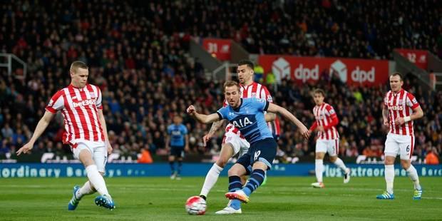Stoke-Tottenham: Le superbe but d'Harry Kane sur un assist de Dembele - La DH
