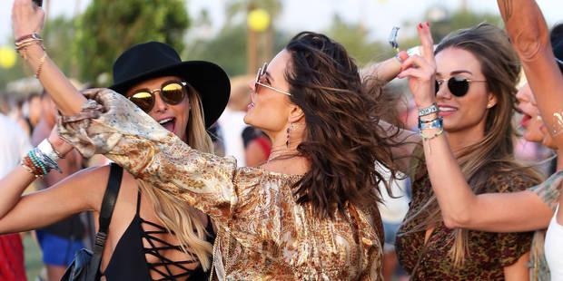 Festival de stars à Coachella, dont Leo DiCaprio en compagnie d'une certaine Rihanna - La DH