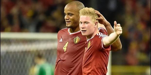 De Bruyne et Kompany titulaires face à Newcastle - La DH