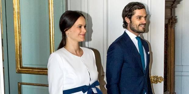 Carl Philip de Suède et la princesse Sofia ont eu un fils - La DH