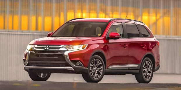 "Mitsubishi Motors avoue des ""manipulations"" de tests d'émission - La DH"