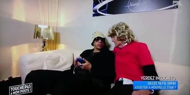 JoeyStarr viré de la Nouvelle Star après avoir giflé Gilles Verdez ? - La DH