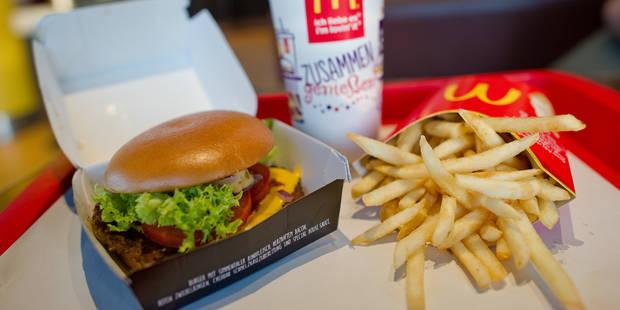 Des frites à volonté chez McDonald's - La DH