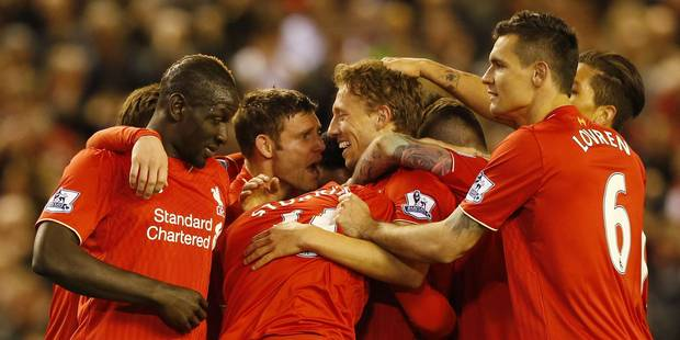 Premier League: Liverpool écrase Everton et s'offre le derby de la Mersey haut la main (4-0)