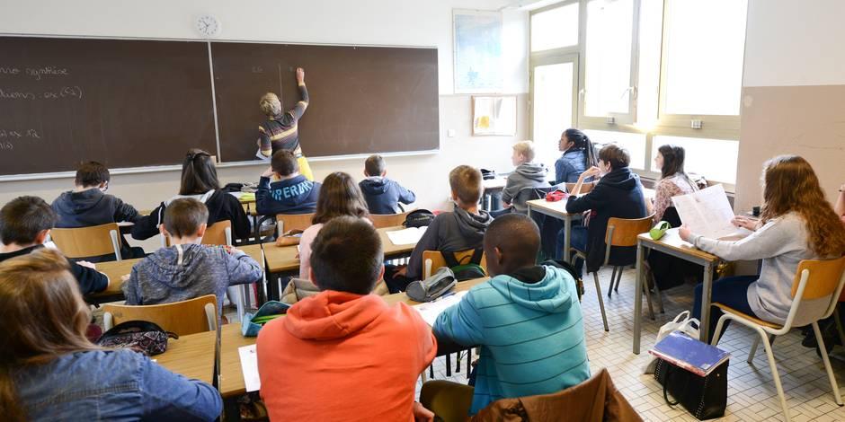 Pas un seul prof francophone n'est parti enseigner en Flandre