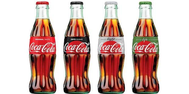 Coca-Cola change de look - La DH