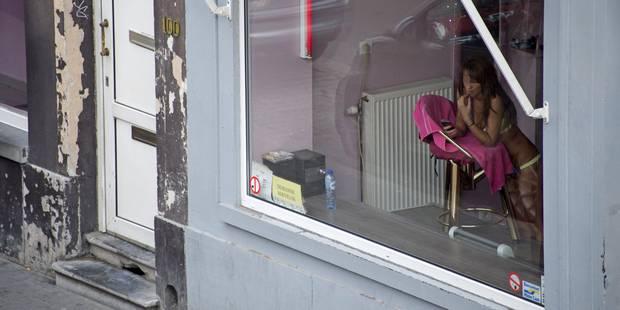 Les communes bruxelloises désemparées face à la prostitution - La DH