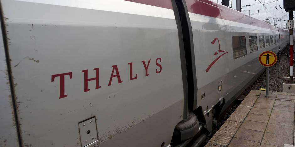 Un Thalys évacué à Rotterdam après la découverte de bagages abandonnés