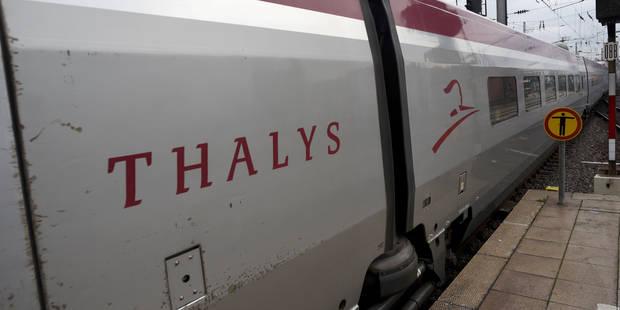 Un Thalys évacué à Rotterdam après la découverte de bagages abandonnés - La DH