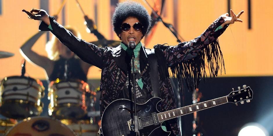 Prince en 5 chansons (VIDEOS)