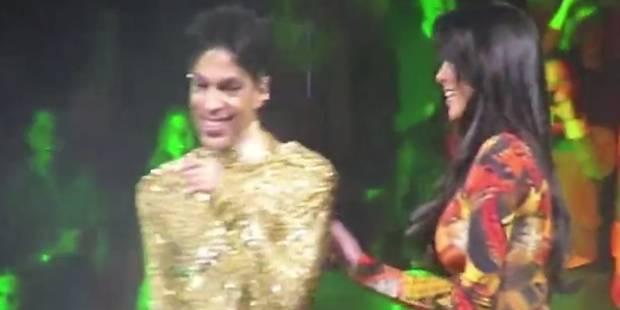 Le jour où Prince a sorti Kim Kardashian de scène - La DH