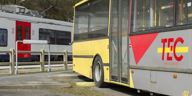 Perwez: Un jeune homme poignardé dans un bus des Tec - La DH