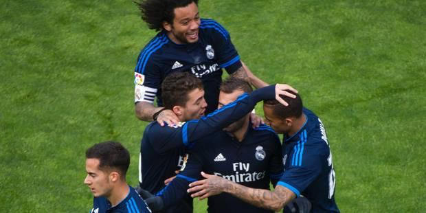 Mené 2-0 et malgré la sortie sur blessure de Benzema, le Real réalise une nouvelle remontada (VIDEO) - La DH