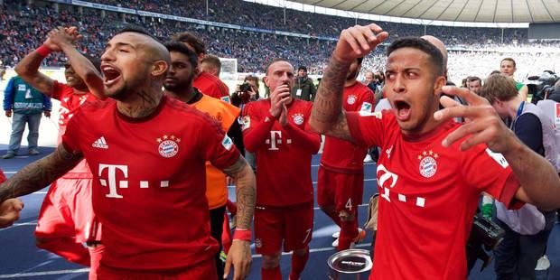 Bundesliga: le Bayern Munich devra encore attendre - La DH