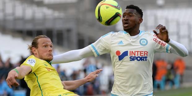 Ligue 1: le calvaire au stade V�lodrome continue pour l'OM
