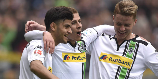Bundesliga: M�nchengladbach talonne le Hertha