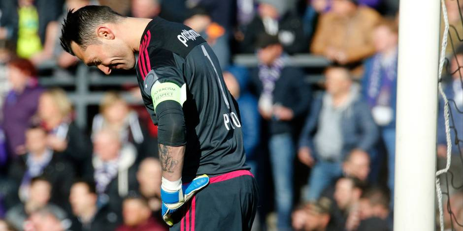 Un match � oublier pour Anderlecht: le bulletin de notes des Mauves (VIDEOS)