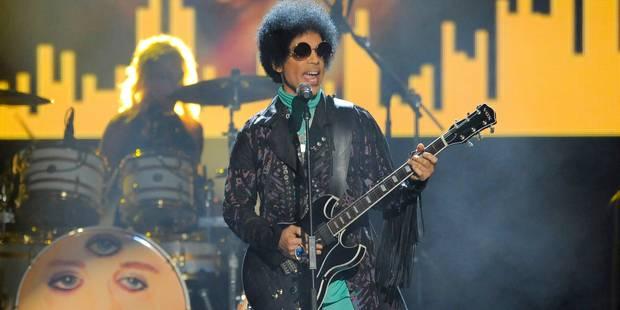 Ses coffres-forts pleins d'inédits, le défunt Prince pourrait encore ravir ses fans - La DH
