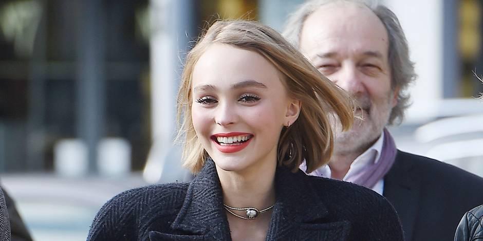 Lily Rose Depp entend bien s'affranchir de ses parents