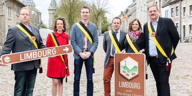 Limbourg est devenu l'un des plus beaux villages de Wallonie - La DH