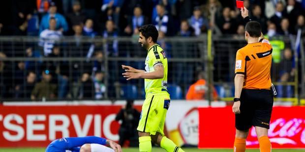 Le Parquet propose un match de suspension pour Vanhaezebrouck et Saief - La DH