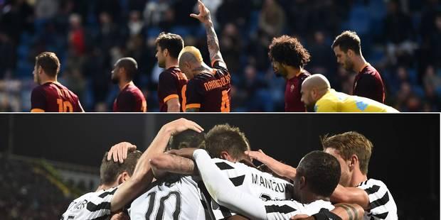 La Juventus remporte le scudetto grâce à... Nainggolan (1-0) - La DH