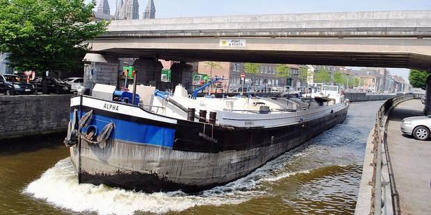 Élargissement de l'Escaut: Le conseil communal de Tournai approuve les 27 m ! - La DH