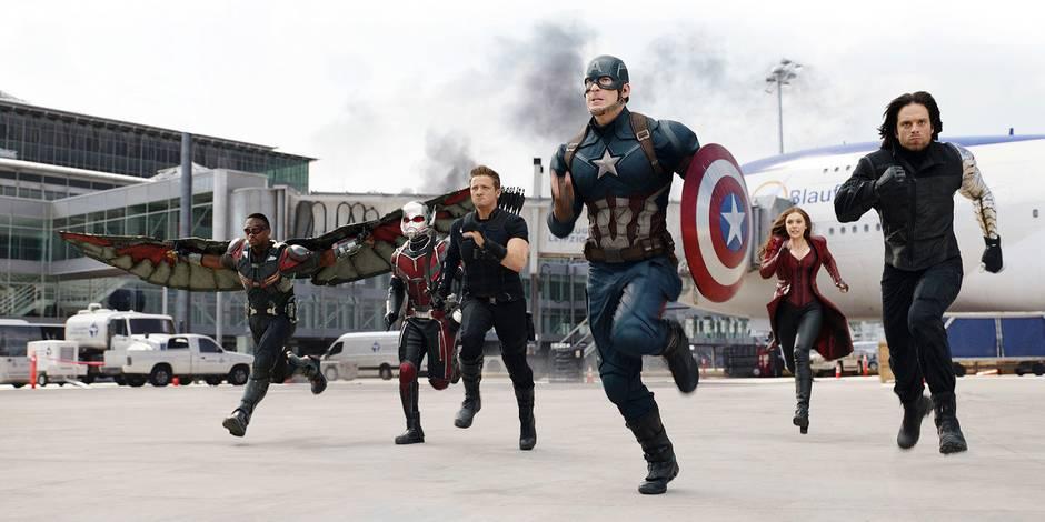 Sorties ciné de la semaine: une super-guerre entre super-héros, une ode à la liberté et un film ennuyeux à mourir (VIDEOS)