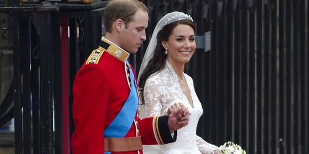 La robe de mariée de Kate Middleton a-t-elle été plagiée ? - La DH