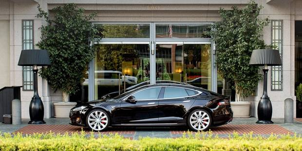 Tesla lance sa campagne européenne de chargeurs à destination - La DH