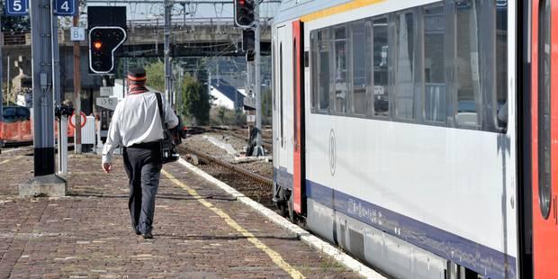 Le trafic ferroviaire, perturbé à cause du givre, se normalise
