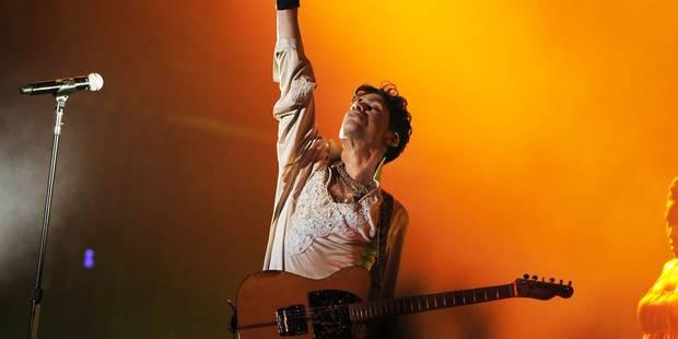 Prince avait des médicaments opiacés sur lui lors de son décès - La DH