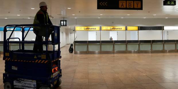 """""""Réunion constructive"""" sur la sécurité à l'aéroport de Zaventem - La DH"""