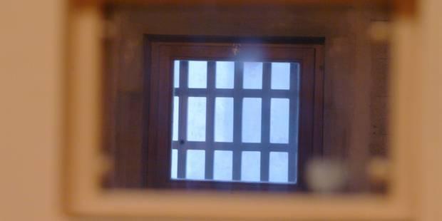Grève dans les prisons: toutes les prisons francophones, y compris celle de Nivelles, en grève - La DH
