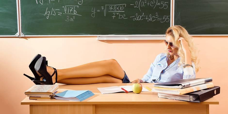 Exclusif: 7.500 profs payés alors qu'ils ne sont pas en classe - La DH