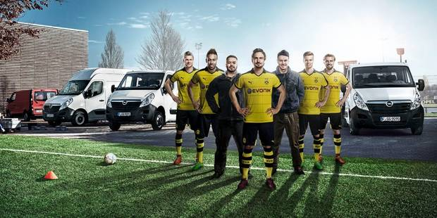 Même les stars du Borussia Dortmund manquent parfois la cible ! (VIDEO) - La DH