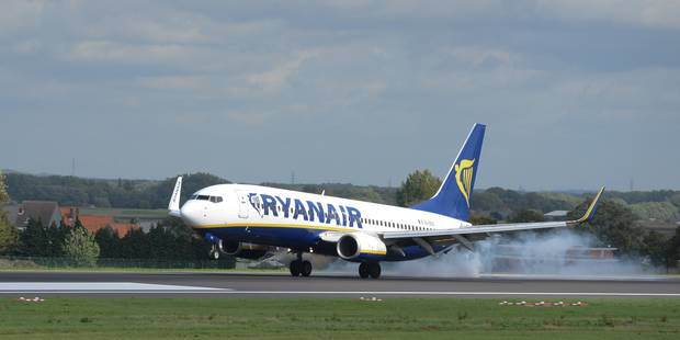 Ryanair reprend son schéma de vol normal à Brussels Airport dès mardi - La DH
