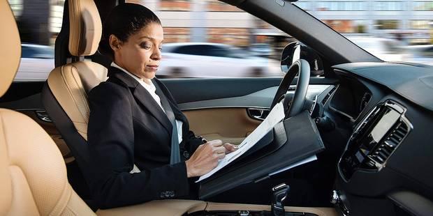 La voiture sans conducteur ? 77 % des Belges sont chauds - La DH