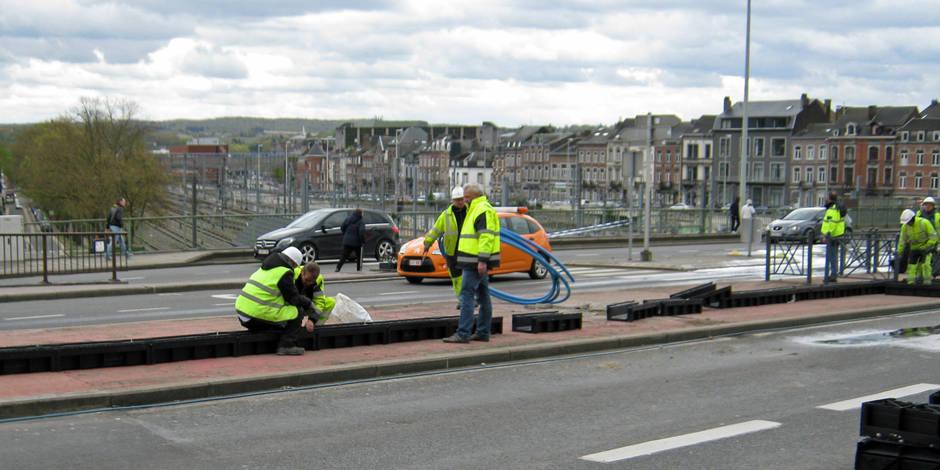 Appels aux numéros d'urgence à Namur: Tout est rentré dans l'ordre