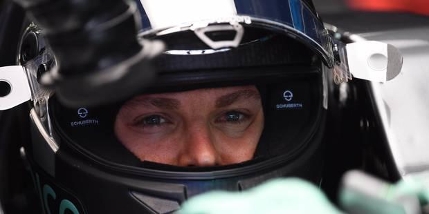 GP de Russie: Nico Rosberg en pole - La DH