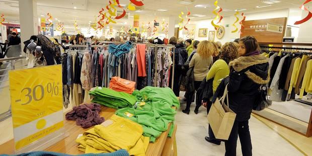Sale temps pour le commerce de vêtements - La DH
