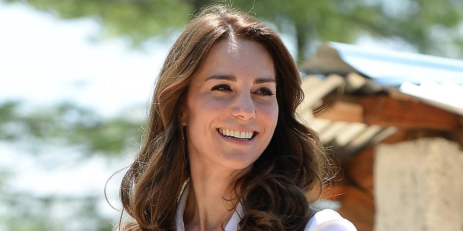 Kate Middleton pose en Une du Vogue