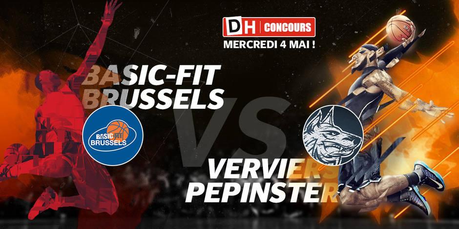 Concours: gagnez vos places pour Brussels - Verviers-Pepinster !