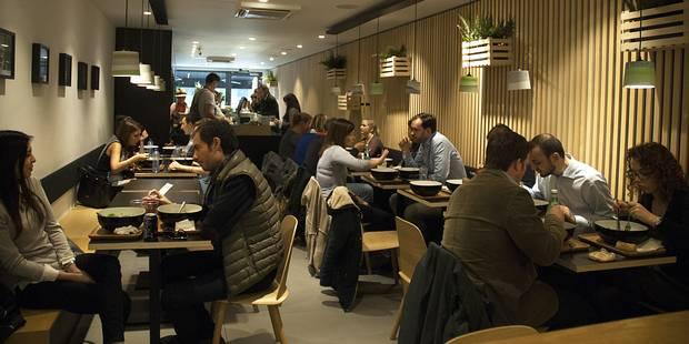Attentats à Bruxelles: Pas de hausse prononcée des faillites dans l'horeca bruxellois - La DH