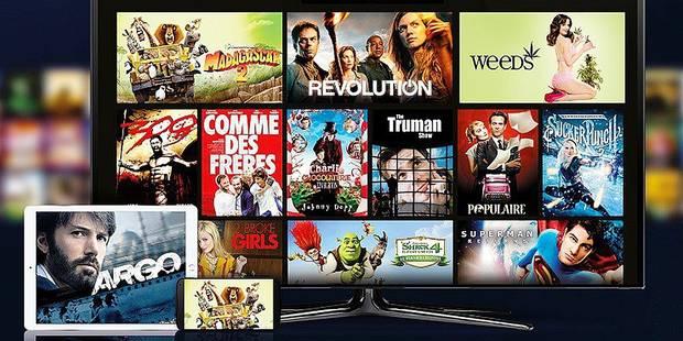 Le Netflix français débarque sur VOO - La DH