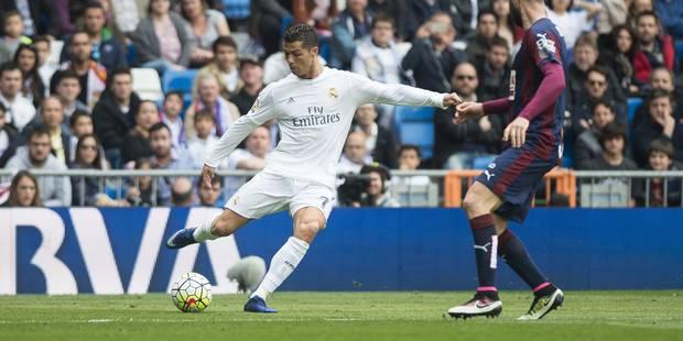 Ronaldo jouera contre City, pas Benzema, ni Casemiro - La DH