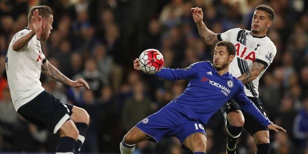"""J-38: Eden Hazard félicite Leicester après lui avoir """"offert"""" le titre - La DH"""