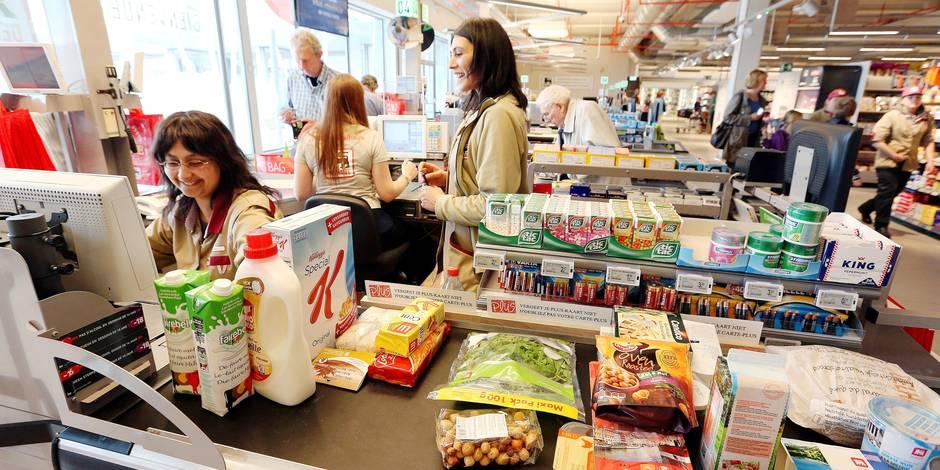 Le portefeuille des Belges déguste... Notre comparaison des prix à la hausse en magasin ! - La DH